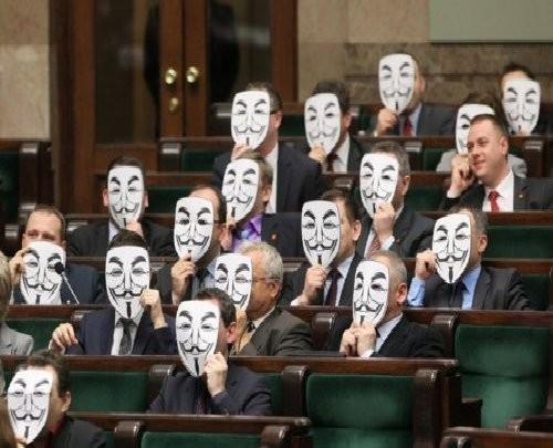 Pools Parlement