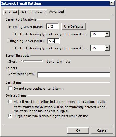 Outlook2013-IMAP 7