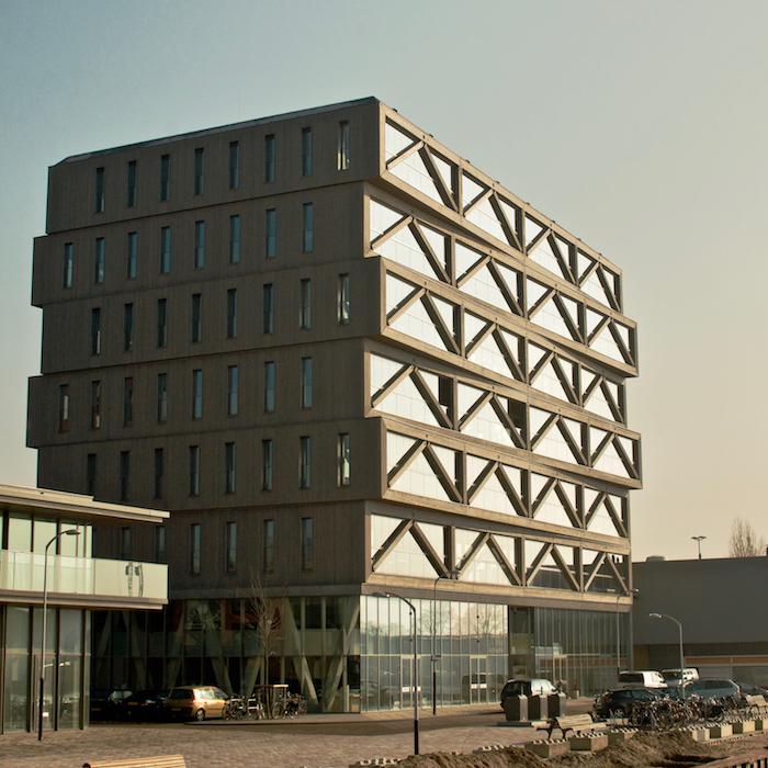 Patch 22 gebouw